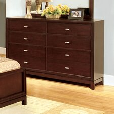 Genevia 6 Drawer Dresser