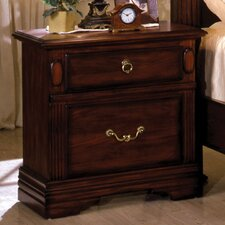 Tuscan 2 Drawer Nightstand