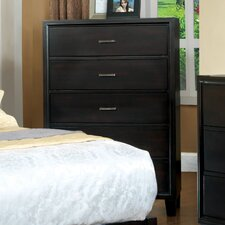 <strong>Hokku Designs</strong> Laguna 5 Drawer Chest