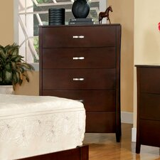 <strong>Hokku Designs</strong> Brookville 5 Drawer Chest