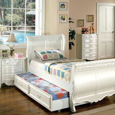 <strong>Hokku Designs</strong> Victoria Sleigh Bedroom Set
