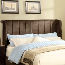 Avery Platform Wingback Headboard
