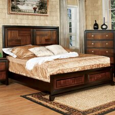 Petra Panel Bed