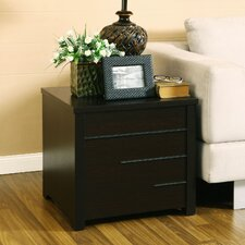 Benita Storage Trunk Style End Table