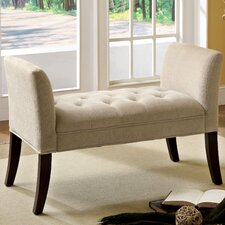 <strong>Hokku Designs</strong> Duncan Upholstered Bench