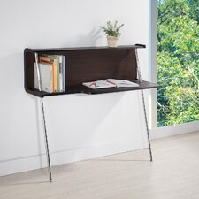 <strong>Hokku Designs</strong> Niche Modern Leaning Writing Desk