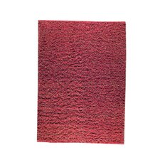 <strong>Hokku Designs</strong> Weeds Red/Rust Rug