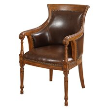 Kirkless Leatherette Executive Arm Chair