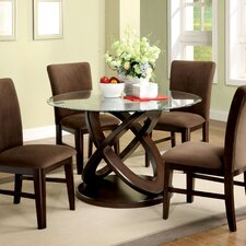 Hokku Designs Uptown 5 Piece Counter Height Dining Set | Wayfair