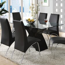 <strong>Hokku Designs</strong> Novae 7 Piece Dining Set