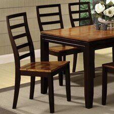 <strong>Hokku Designs</strong> Marion Acacia Side Chair (Set of 2)