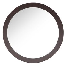 "<strong>Hokku Designs</strong> Newbury 26"" H x 26"" W Wall Mirror"