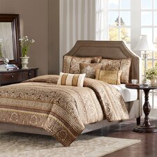 Bellagio 6 Piece Coverlet Set