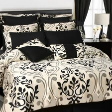 Prague 24 Piece Room in a Bag Comforter Set