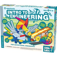 Little Labs Intro to Engineering Kit