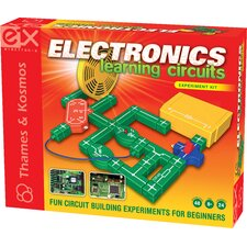 <strong>Thames & Kosmos</strong> Electronics Learning Circuits