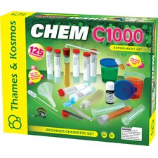 Chem C1000 (2011 Edition) Beginner Chemistry Set