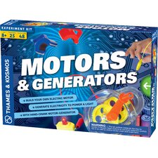 Exploration Series Motors and Generator