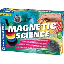 Exploration Series Magnetic Science
