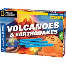 Exploration Series Volcanoes and Earthquakes