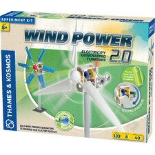 Construction Series Wind Power Kit