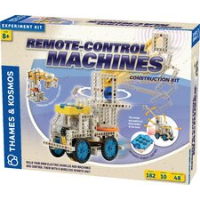 Construction Series Remote Control Machines Kit