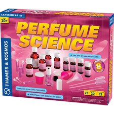 Sophisticated Science Perfume Kit