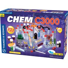Chem C3000 (2011 Edition) Advanced Chemistry Set