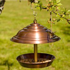 Bee Hive Bird Feeder
