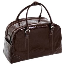 "Monterosso Buranco 20"" Leather Travel Duffel"