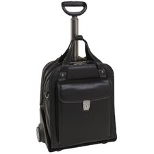 Vernazza Pastenello Vertical Leather Laptop Catalog Case
