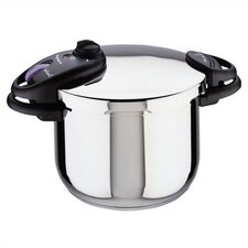 <strong>Magefesa</strong> Ideal Stainless Steel Super Fast Pressure Cooker