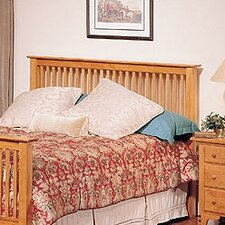 Highland Road Shaker Slat Headboard