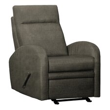Lever Actuated Recliner and Glider Arm Chair