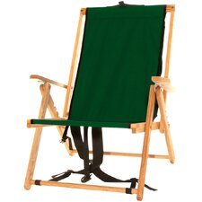 <strong>Blue Ridge Chair Works</strong> Back Pack Folding Beach Chair