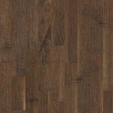 "Toccoa 6-3/8""  Engineered Maple Flooring in Bar Harbor Brown"