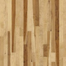 "Monte Rosa 3-1/4"" Solid Hickory Flooring in Rocking Chair"