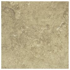 "Lunar 18"" x 18"" Porcelain Tile in Beige"