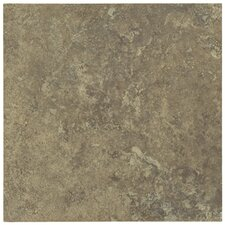"Lunar 18"" x 18"" Porcelain Tile in Noce"