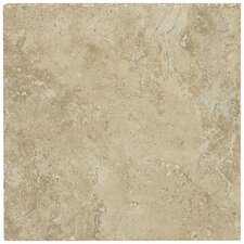 "Piazza 6.5"" x 6.5"" Ceramic Tile in Noce"