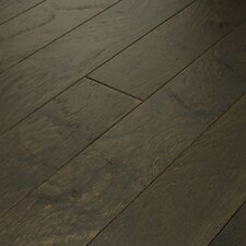 "<strong>Shaw Floors</strong> Brushed Suede 5"" Engineered Hickory Flooring in Fedora"