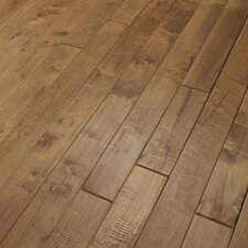 "Lewis and Clark 4"" Solid Red Maple Flooring in Pacific"
