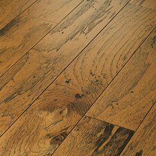 "<strong>Shaw Floors</strong> Epic Rosedown 5"" Engineered Hickory Flooring in Old Gold"