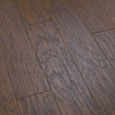 <strong>Shaw Floors</strong> Heron Bay 8mm Hickory Laminate in Yadkin River