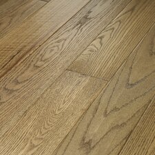 "Montgomery 5"" Solid Red Oak Flooring in Sorrel"