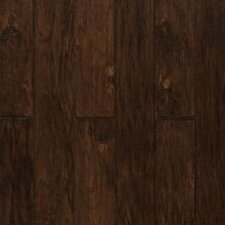 "<strong>Shaw Floors</strong> Vicksburg 4-7/8"" Engineered Hickory Flooring in Espresso"