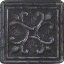 "<strong>Shaw Floors</strong> Heritage Sagebrush Insert 2"" x 2"" Tile Accent in Wrought"