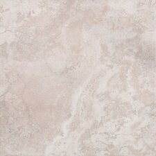 "Eris 18"" x 18"" Floor Tile in Marfil"