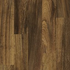<strong>Shaw Floors</strong> Ritz 8mm Ash Laminate in Oregon Trail