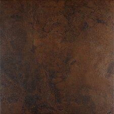 "<strong>Shaw Floors</strong> Domus 18"" x 18"" Floor Tile in Brownstone"
